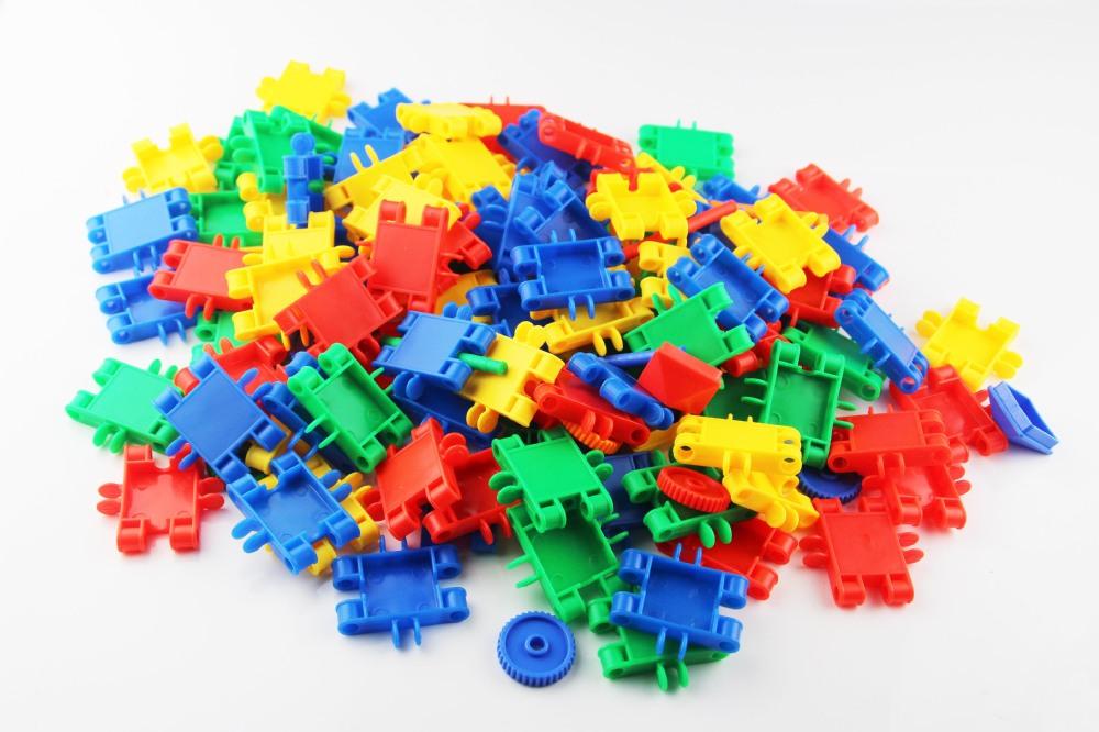 enfants blocs de jeu de construction en plastique architectural pour enfants buy product on. Black Bedroom Furniture Sets. Home Design Ideas