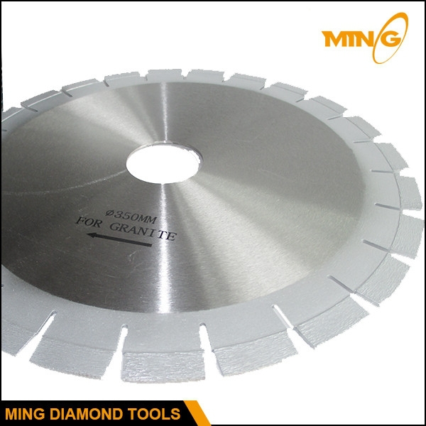 Sinter Diamond Saw Blad Fast Cutting Saw Blade for Granite Marble Stone