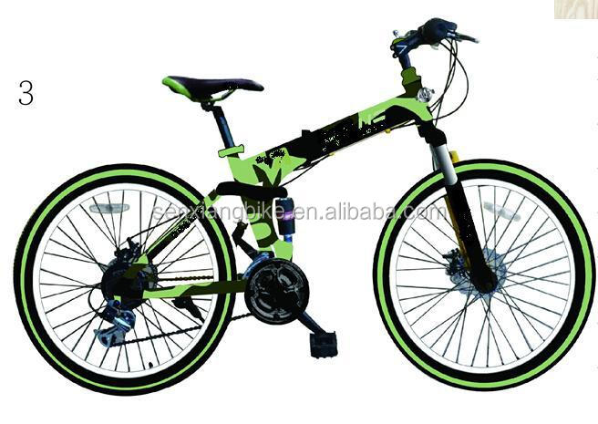 OEM LAND ROVER FOLDING BIKE