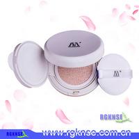 BB Cream Air Cushion Empty Blush Compact Powder Case for Natural Skin Makeup