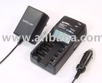 Diagnostic Charger with a View and Detachable Adapter (90 to 265V AC) and 12V DC Car Plug