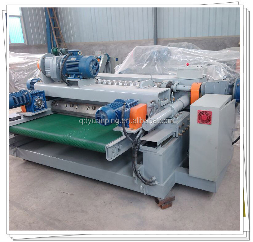 fineer hout log peeling machine