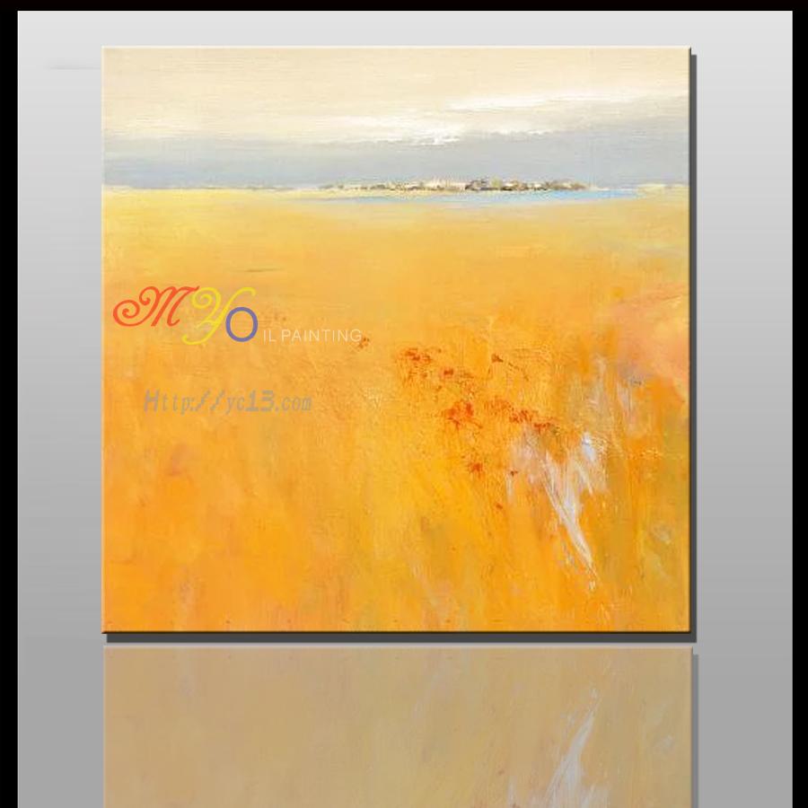 Moderne landschaft kunst malerei innen dekoration artikel ...