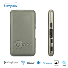 Everycom S6 Android smartphone projector dlp wifi portable Handheld Projector Bluetooth AC3 full HD Mini pocket proyector