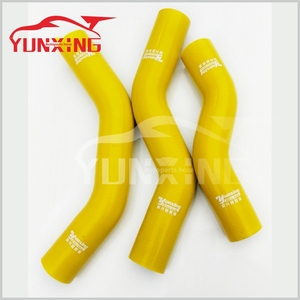 Manufacturer Car auto parts silicone hose/pipe for universal