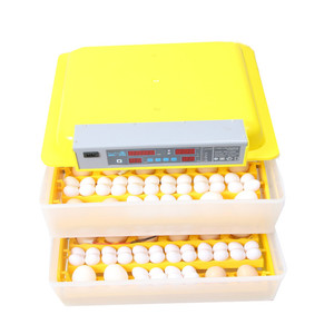 Good quality full automatic mini 112 eggs incubator for chicken, quail, duck eggs
