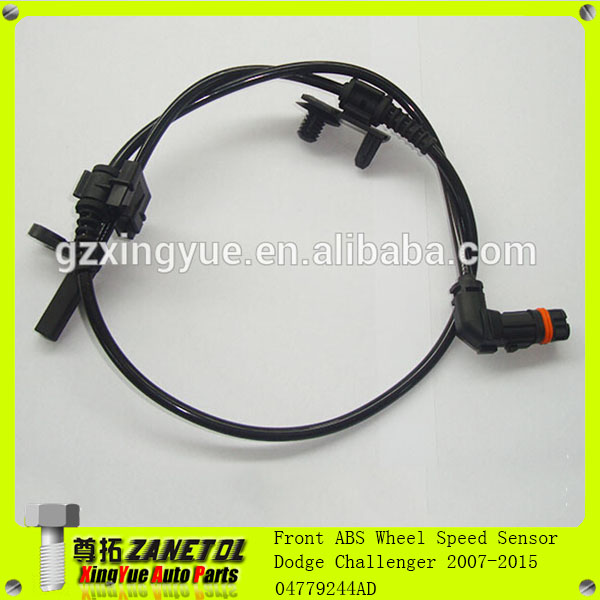 04779244ad 4779244ad Front Abs Wheel Speed Sensor For Dodge Charger 2005  Chrysler 300 2 7l 3 5l 5 7l 6 1l - Buy Dodge Charger Abs Wheel Speed