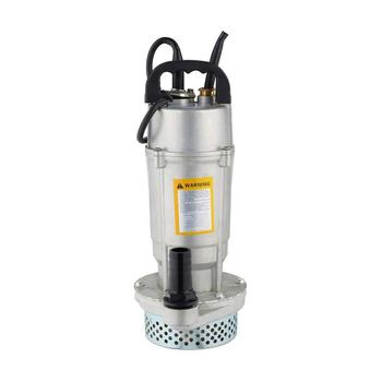 QDX single phase household float switch electric submersible pump