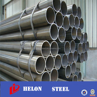black steel iron pipe & iron tube 88 mm