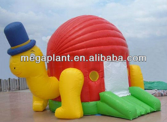 2013 hot turtle small jumping castles for sale