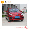 newest customized Automobile electric cars made in china/4 seater kids electric car