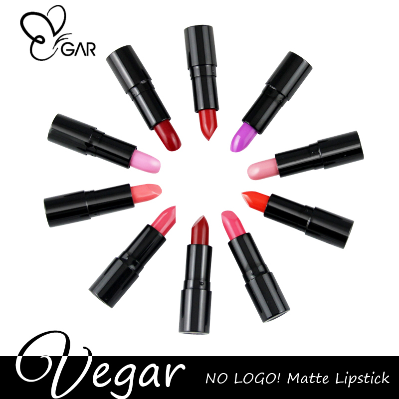 No Logo! Matte Lipstick Facial Essential Lipstick