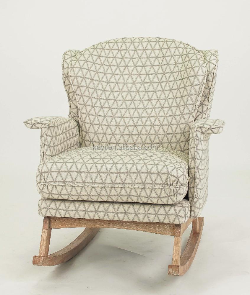 Andere kleur kiezen meubelen gebruik stoffen bekleding houten ...