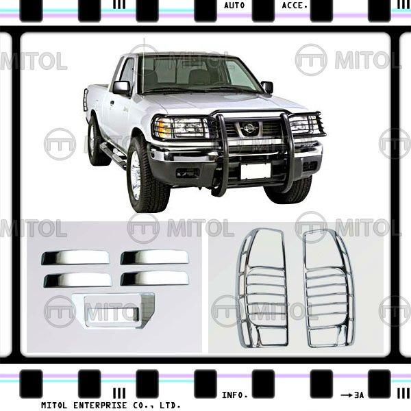 Chrome Door Handle Cover For Nissan Frontier 98-04,Auto Accessories