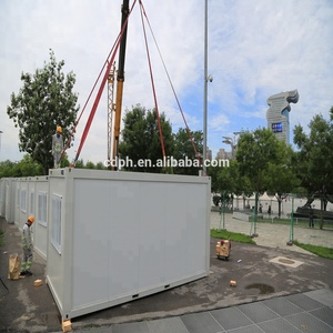 Container expandable, Container living units, fully furnished 20ft prefab module unit
