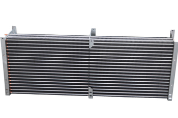 Stainless Steel Refrigeration Evaporator Coil For Blast Cold Room