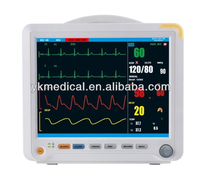 Patient Monitor Touch Display 12.1 Inch Lcd Monitor
