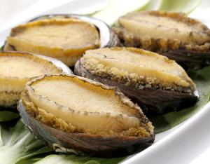 Canned abalone for sea food buyer