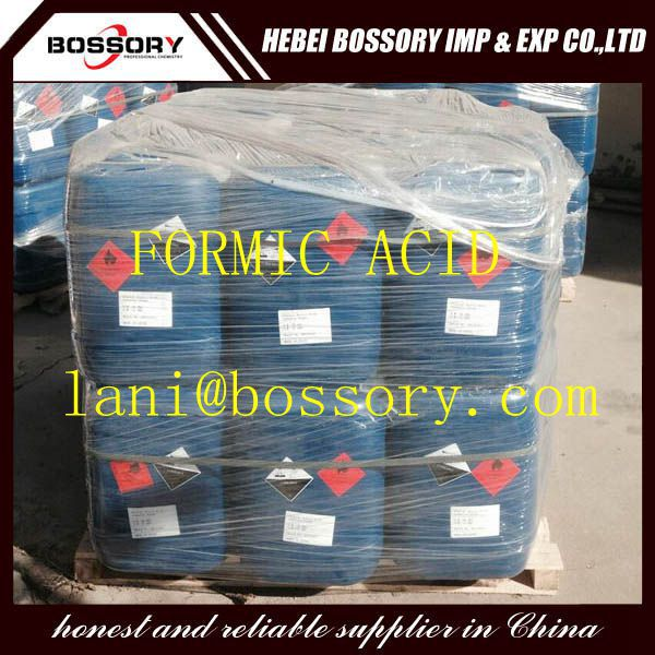 Formic Acid low price! High quality! CAS:64-18-6