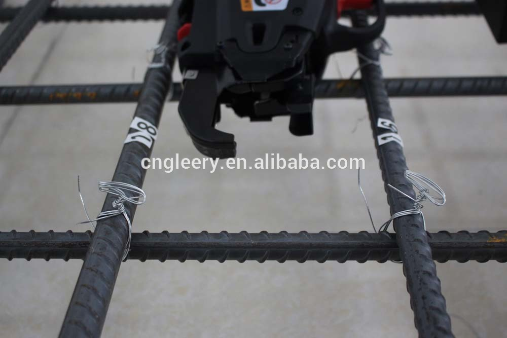 Gleery WL-400B Rebar tier binden maschine bindedraht bau handwerkzeuge, Kleine gebäude ausrüstung, handliche bau werkzeug