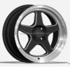 F71405 Hot Aftermarket wheel hub /alloy wheels for cars