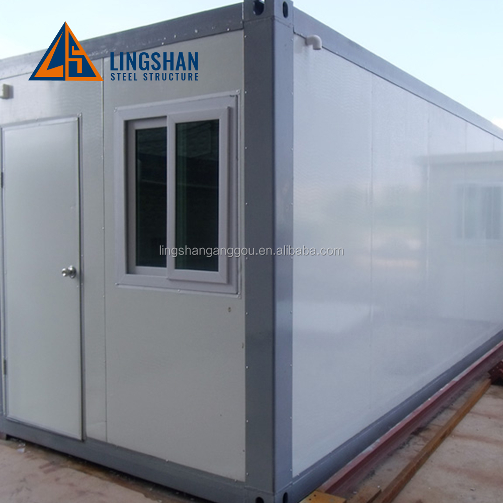 beautiful prefabricated container house for sale
