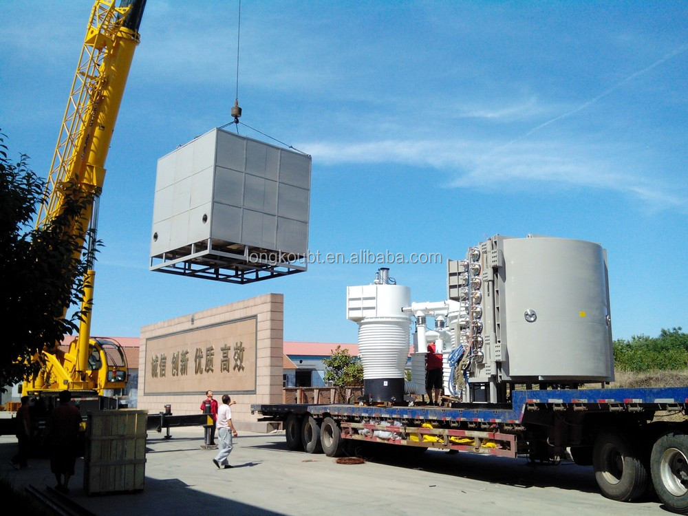 China Supplier Tile Multi-arc Ion Vacuum Coating/plating Machine ...