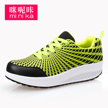 breathable mesh shoes women loafer outdoor casual running shoes