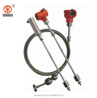 magnetostrictive fuel tank level probe/level sensor