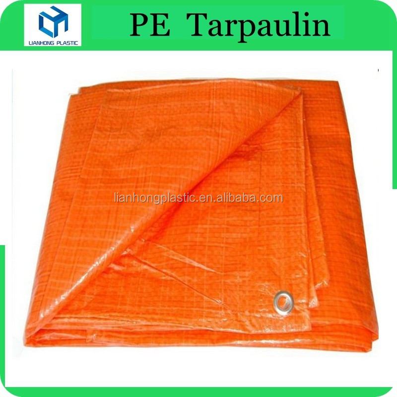 Factory direct supply blue tarp for corn,grain, virgin material pe tarpaulin for sale, durable cheap tarpaulin roll