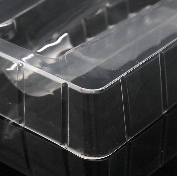 Custom blister packaging clear Cosmetic Tray