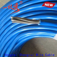 High temperature resistant heating cable wire instead Nexans optical cable fiber cable for USA
