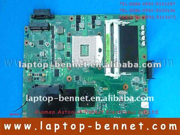 For ASUS K52F A52F X52F Laptop Mainboard 60-NXNMB1000-E03 60NXNMB1000E03 REV 2.2