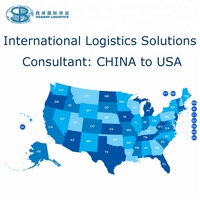 Air Shipping Services Rates from China to USA US the United States