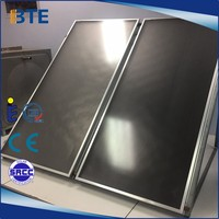 flat plate solar system solar water heater solar collector popular flat panel 95mm thickness