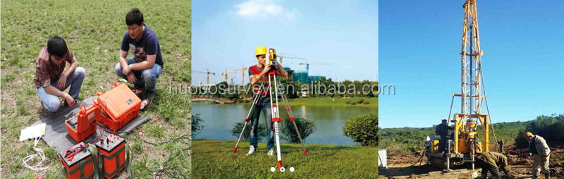 Foundation Engineering Drilling Equipment Drilling Rigs Drill Depth 50-100M