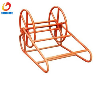 Cable Drum Stand / Cable Reel Stand to Release Steel Wire Rope