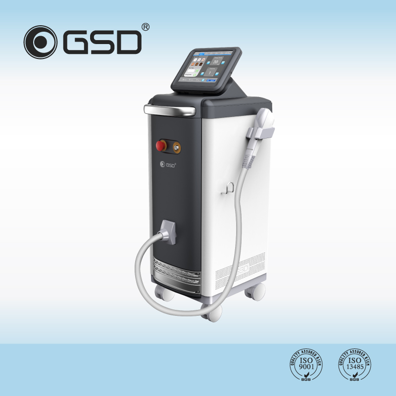 2018 Coolite Plus Permanent Laser Hair Removal Machine Price 808nm