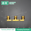pressing line button terminal U shape Horizontal roll connector joint terminal China manufacture DJ454