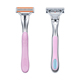 Newest Lady 3 blade Armpit Hair Removal Women Razor