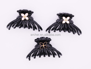 Hot Black Color Names Of Different Metal Hair Clips,Ladies' Fancy ...