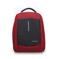 New Casual Shoulder Bag Anti Theft Sports Backpack Simple Student Bag Multifunctional Charge Travel Backpack