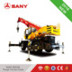 SANY SRC350 Off-Road Tire Cranes 35ton Heavy Rough-Terrain Truck Crane