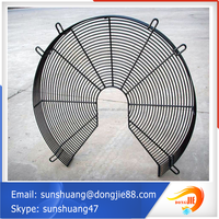 10 years factory wall exhaust fan covers