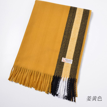 Wholesale channel new style fashion winter wool scarf