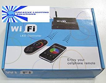 WiFi LED Magic/Dream Color Controller-Iphone, Android, IPad, IC2803,2811,1903,6803