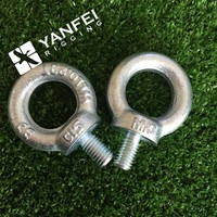 China standard size eye bolt and nut bolt nut factory / suppliers / exporter
