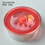multifunctional borosilicate glass food container with glass bento boxes
