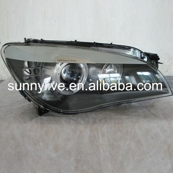 For Bmw F02 730 735 740 750 760 Head Lamp Angel Eyes