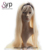 1B 613 Lace Front Wig , 1 Piece Online Natural Black Dark Root to Honey Blonde Ombre Wig with Baby Soft Hair for African Women